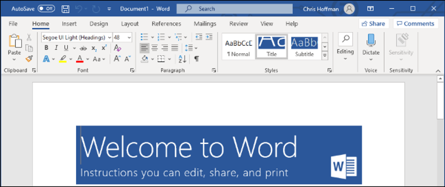 How To Get Microsoft Office For Free 5