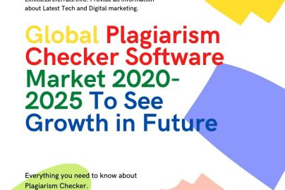 Global Plagiarism Checker Software Market 1