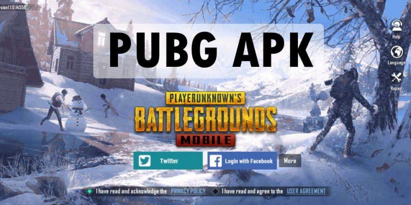 Pubg Apk Mobile Download Pubg Apkpure