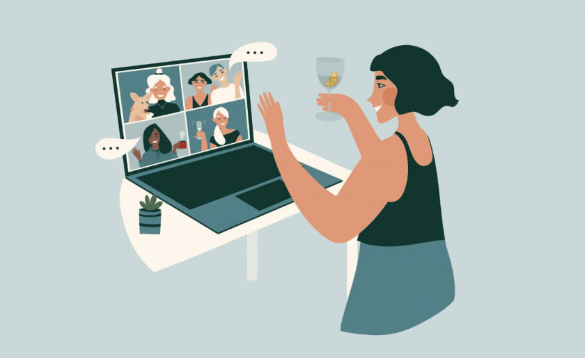 Planning A Virtual Get Together