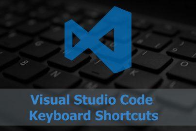 Visual Studio Code Keyboard Shortcuts