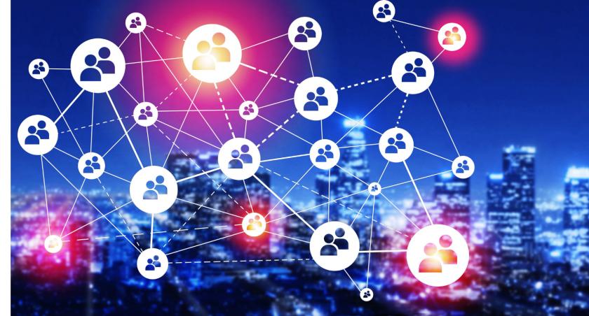 Ads On Social Media Network Marketing