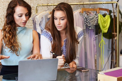 Here's A Sample Business Plan For An Online Clothing Store