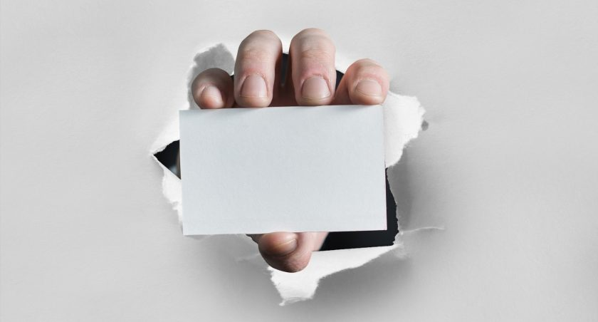 Top 4 Tips To Design Business Cards
